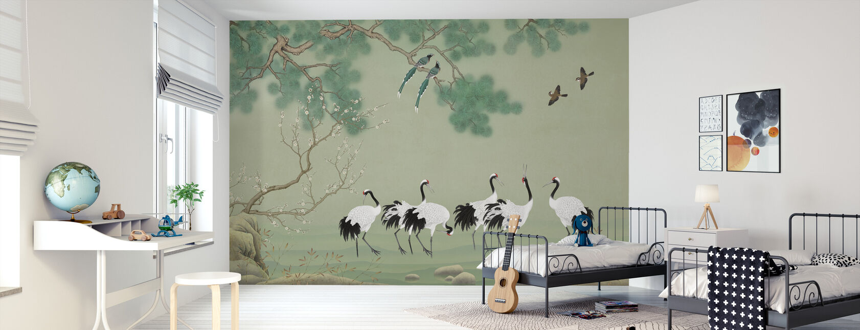 Out on Pasture - Wallpaper - Kids Room