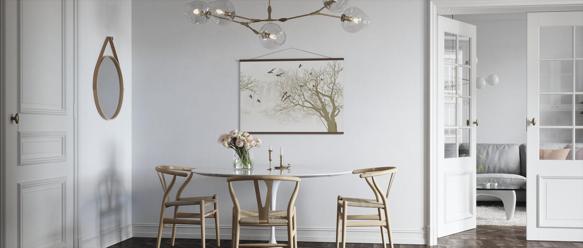 Birds Home - Poster - Kitchen