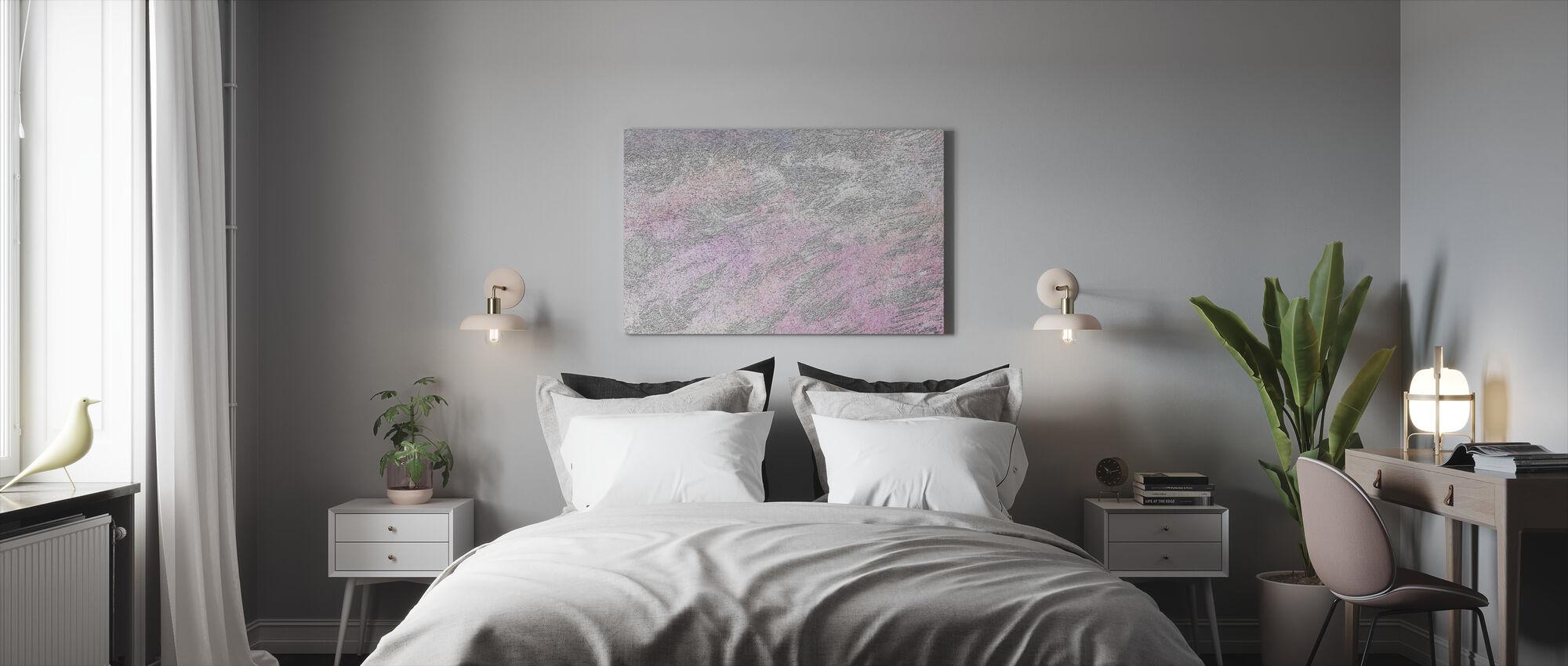 Pinkys Dream - Canvas print - Bedroom