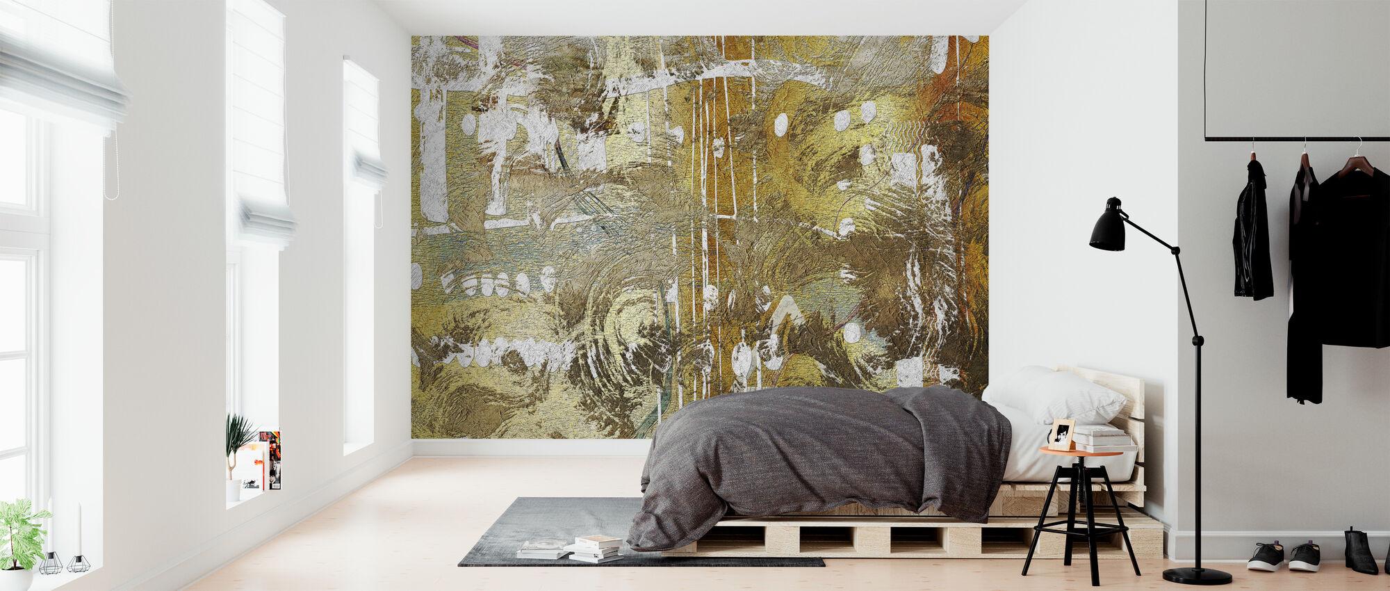 Hazel Mould - Wallpaper - Bedroom