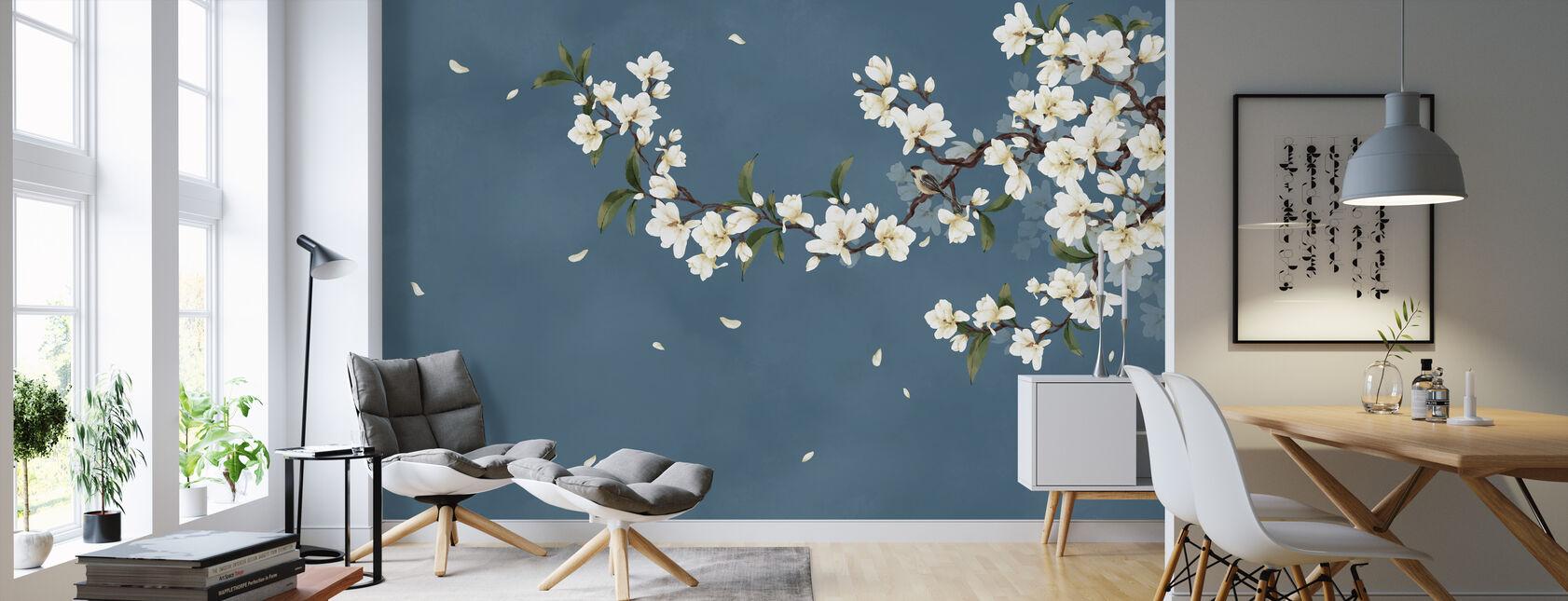 Twig - Wallpaper - Living Room