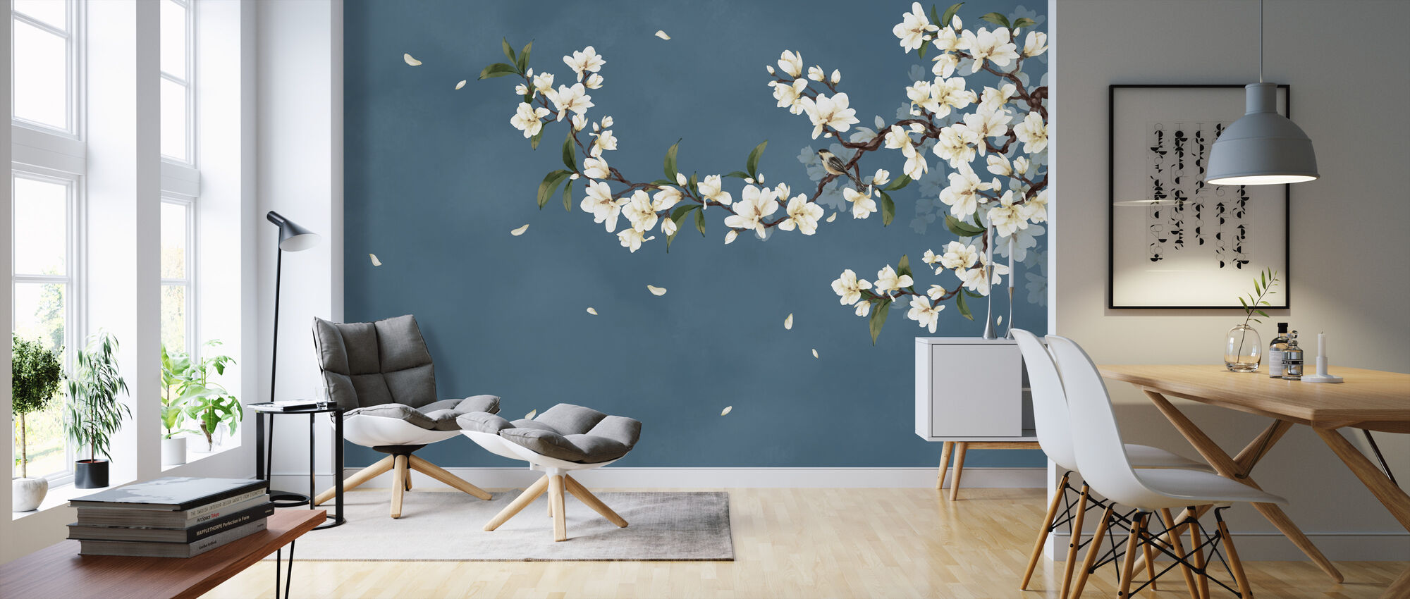 Twig - Wallpaper - Living Room