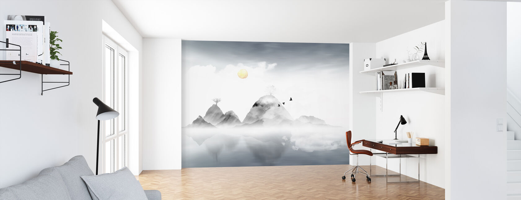 Dreamland - Wallpaper - Office