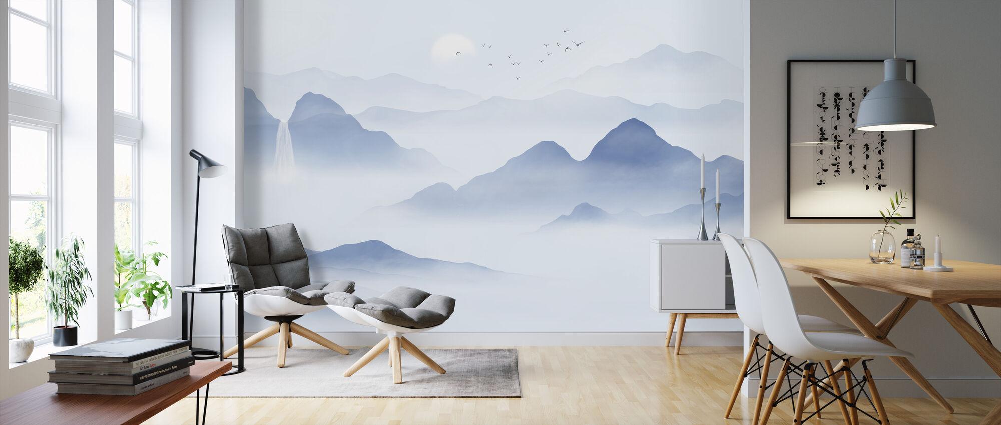 Dreamy utsikt - Tapet - Stue