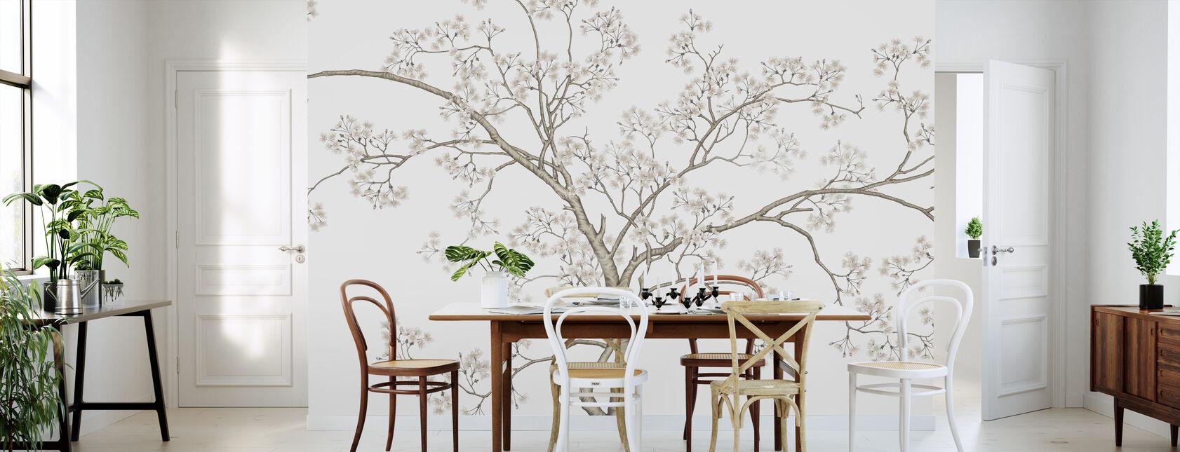 The Tree - Wallpaper - Kitchen