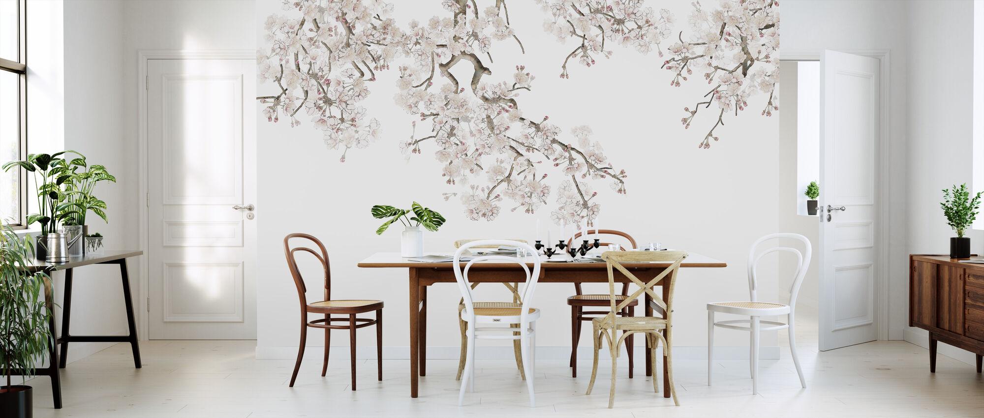 Hanging Branches - Wallpaper - Kitchen