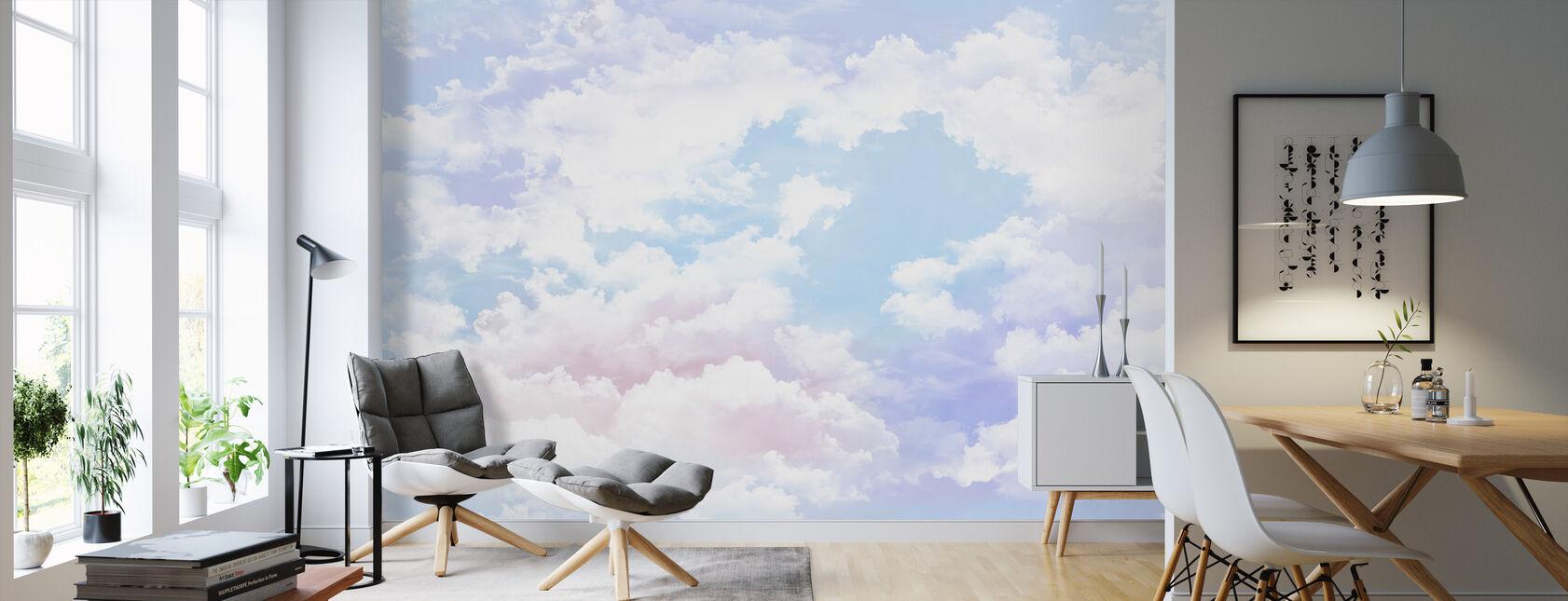 Into the Sky - Wallpaper - Living Room