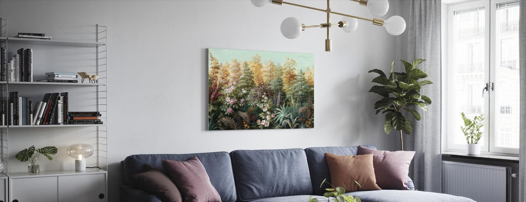 Underlandet Potpurri - Canvastavla - Vardagsrum