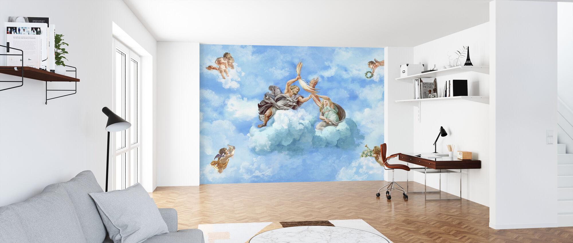 Heaven - Wallpaper - Office