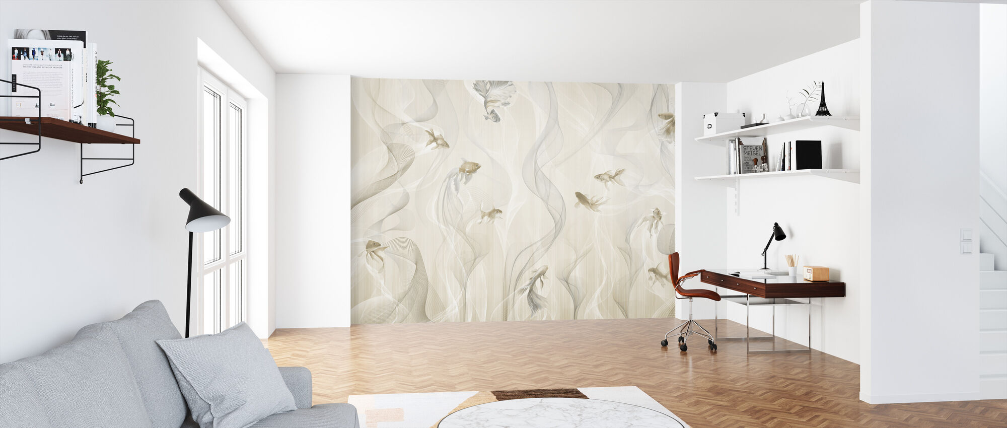Fantailes - Wallpaper - Office