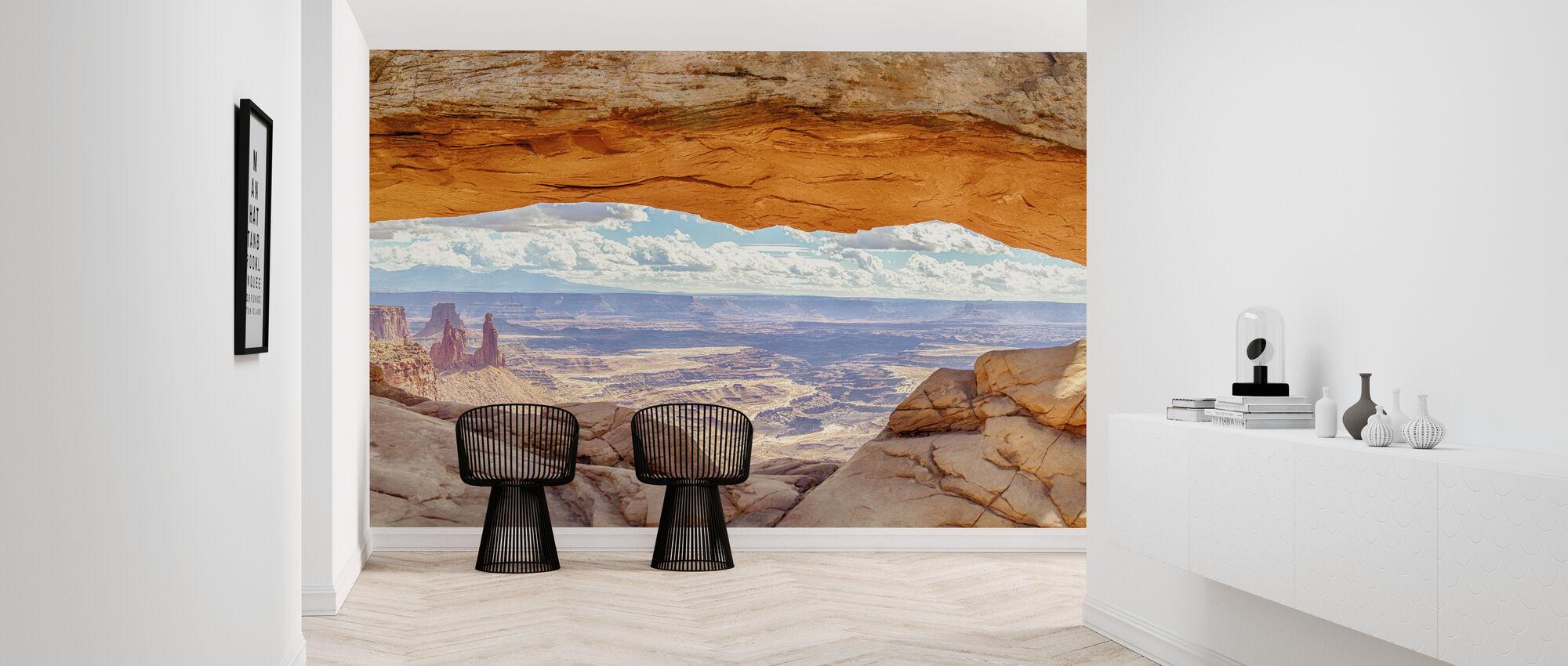Mesa Arch at Sunrise - Wallpaper - Hallway