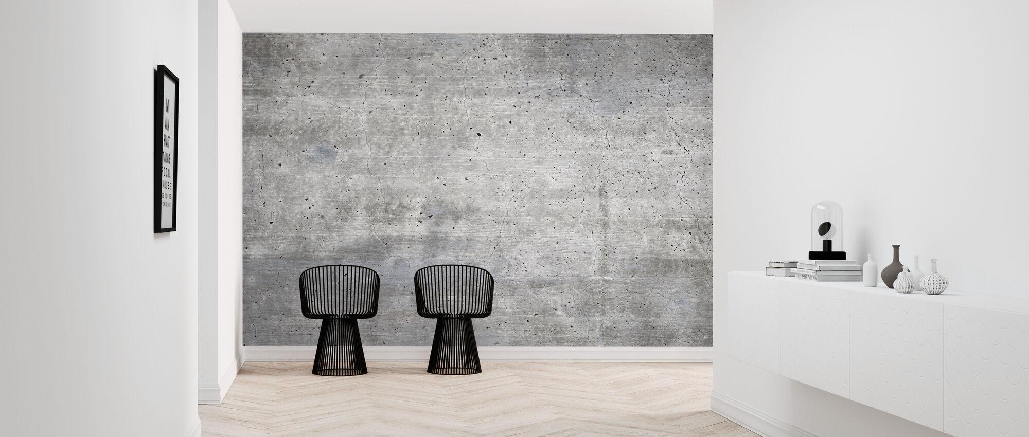 Vanha likainen betoni - Tapetti - Aula