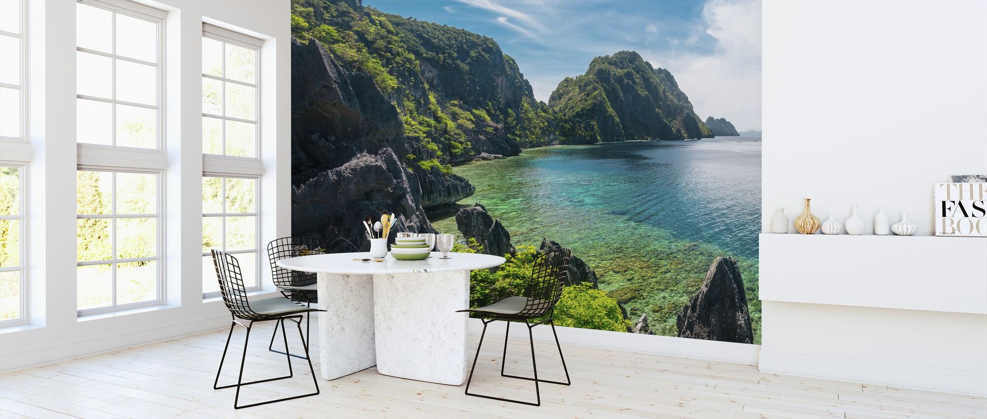 The Nido Island - Wallpaper - Kitchen