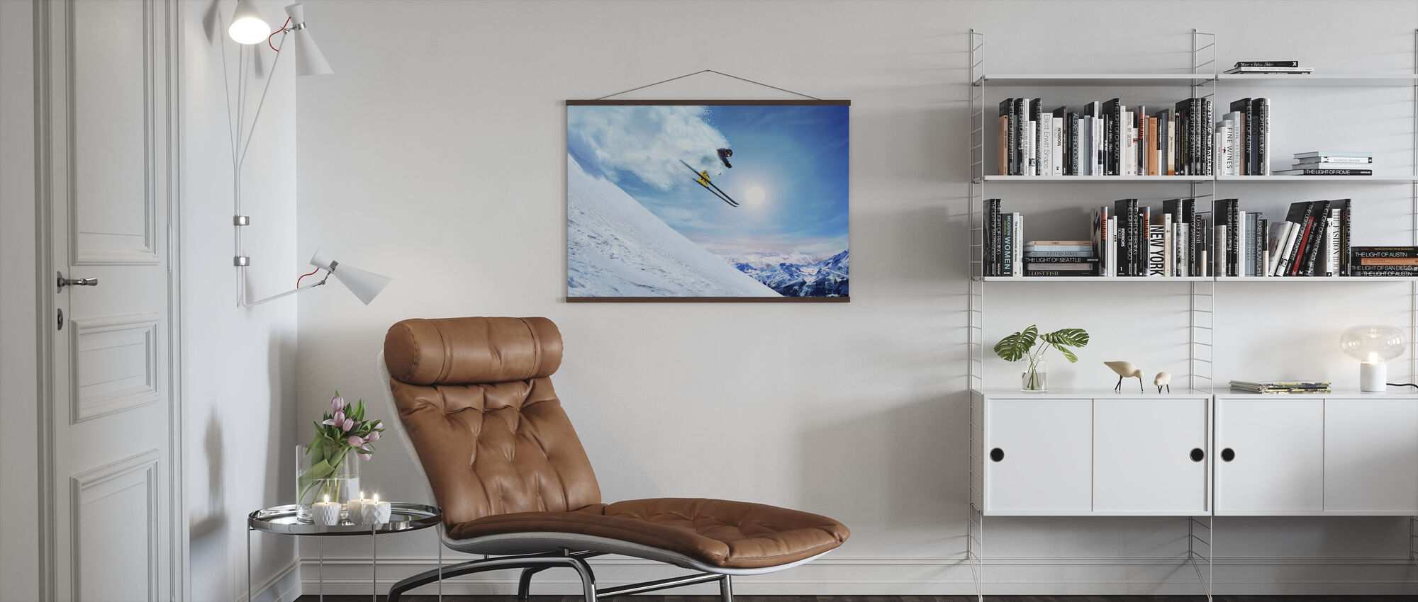 King of the Hill - Poster - Living Room