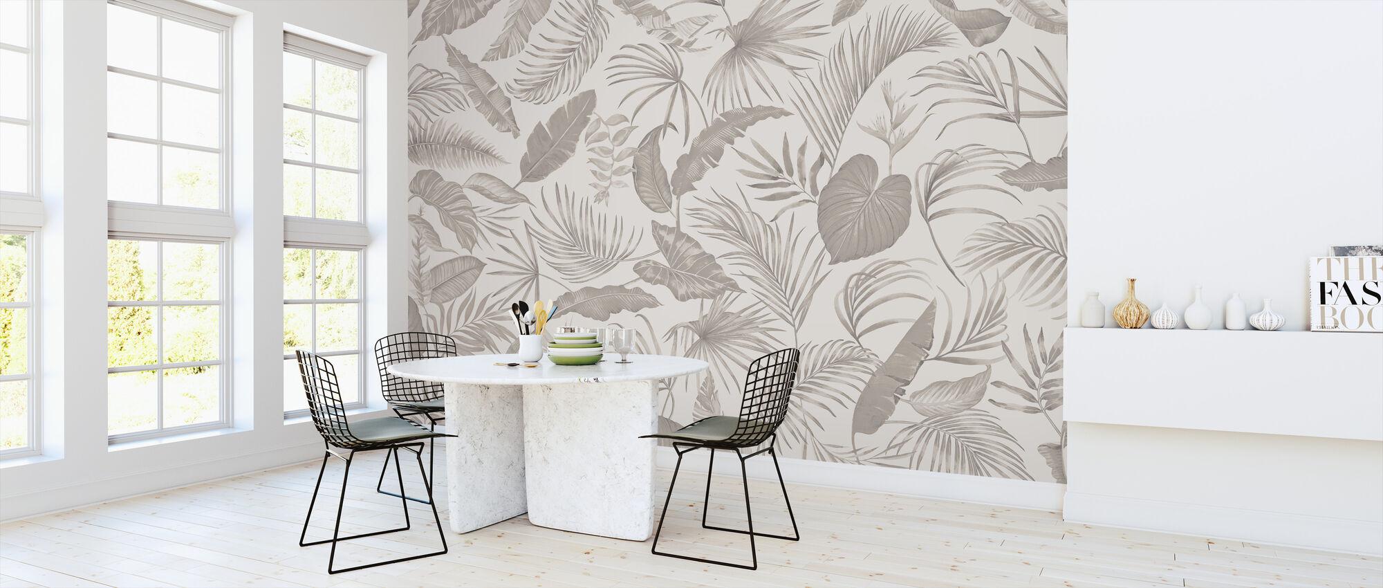 Living Amazonia - Wallpaper - Kitchen