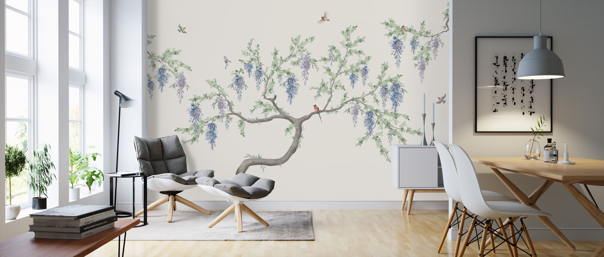 Ineffable Tree - Natur - Wallpaper - Living Room
