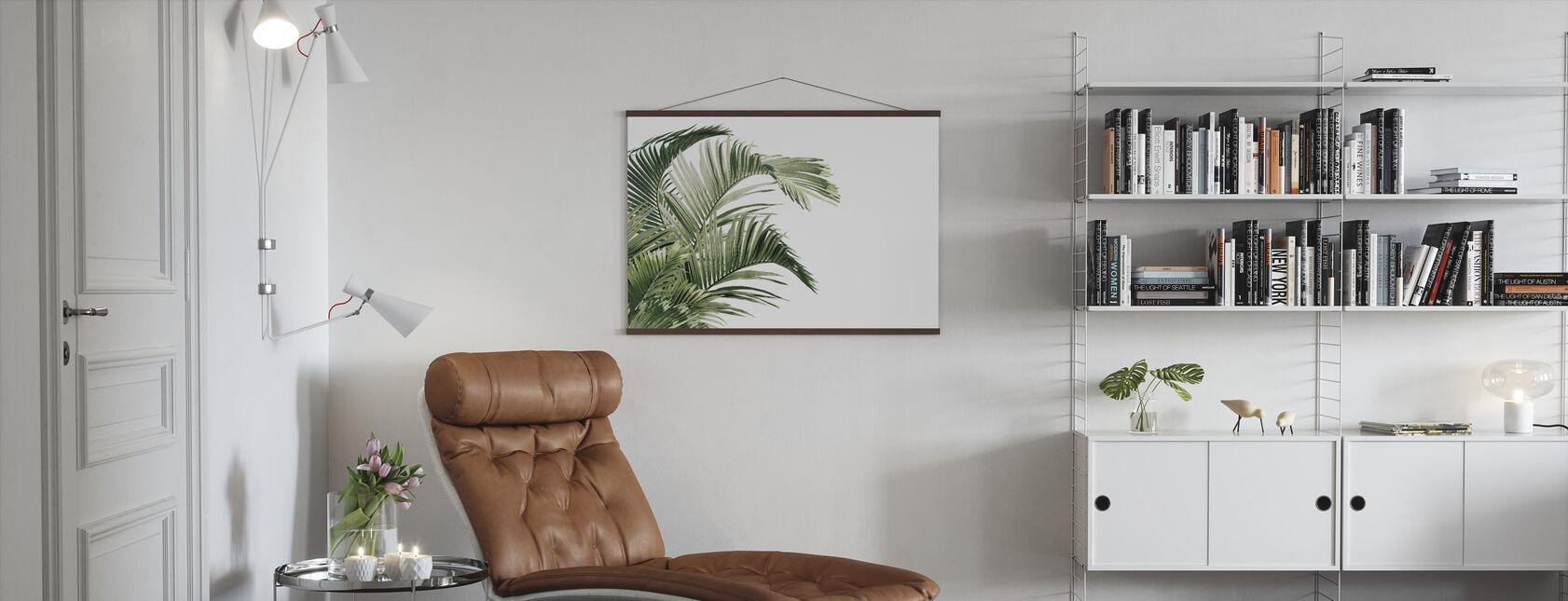 Stykke av Paradis - Viridescent - Plakat - Stue