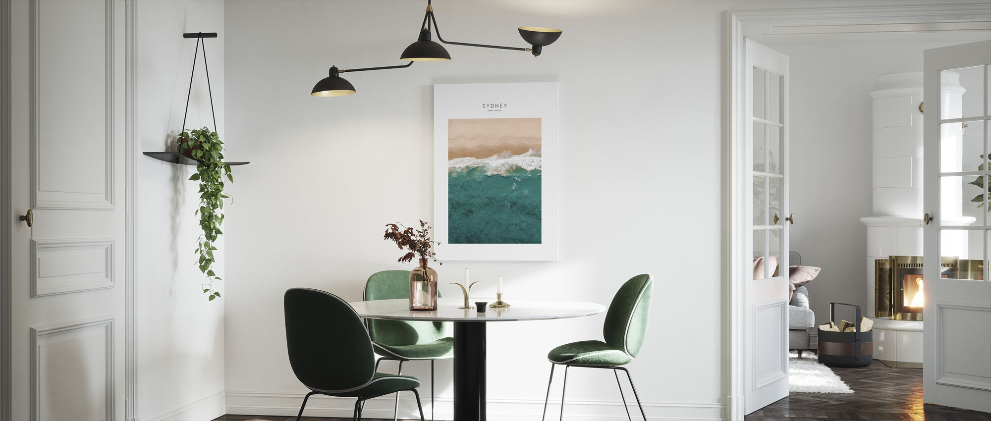 Bondi Beach - Canvas print - Kitchen