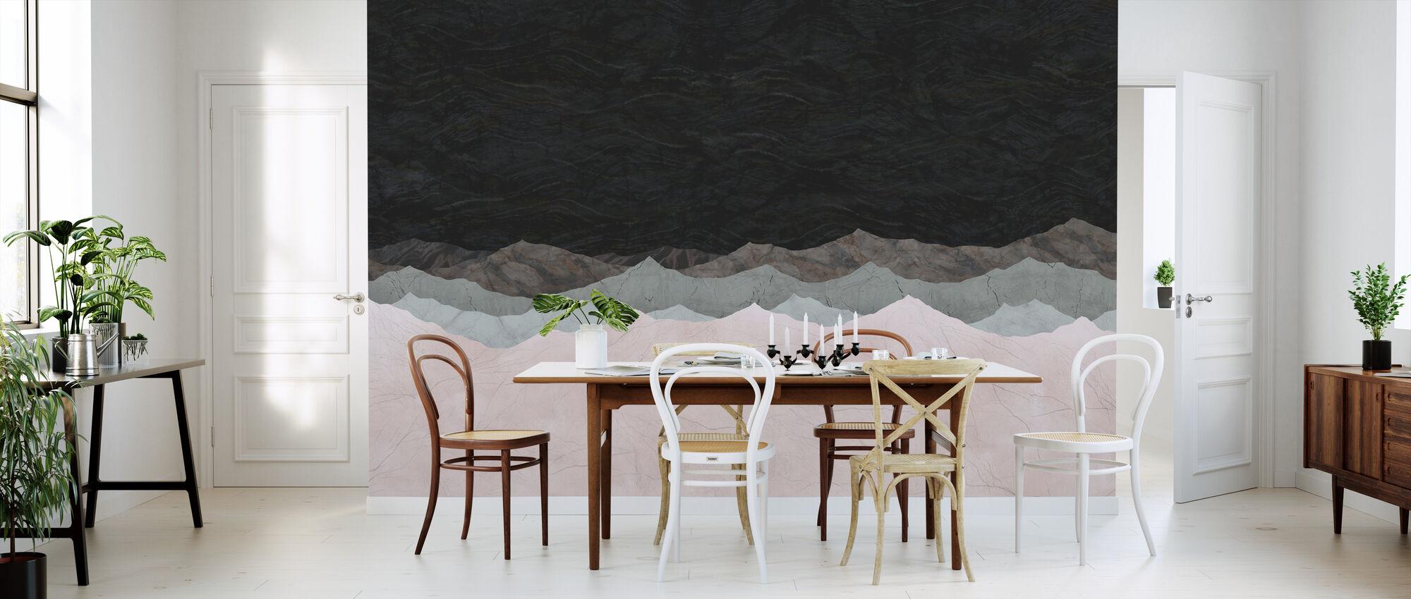 Montagne - Beige - Wallpaper - Kitchen