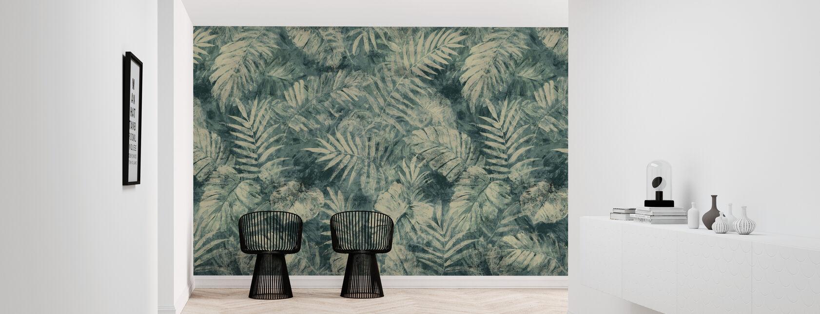 Vegetables - Wallpaper - Hallway