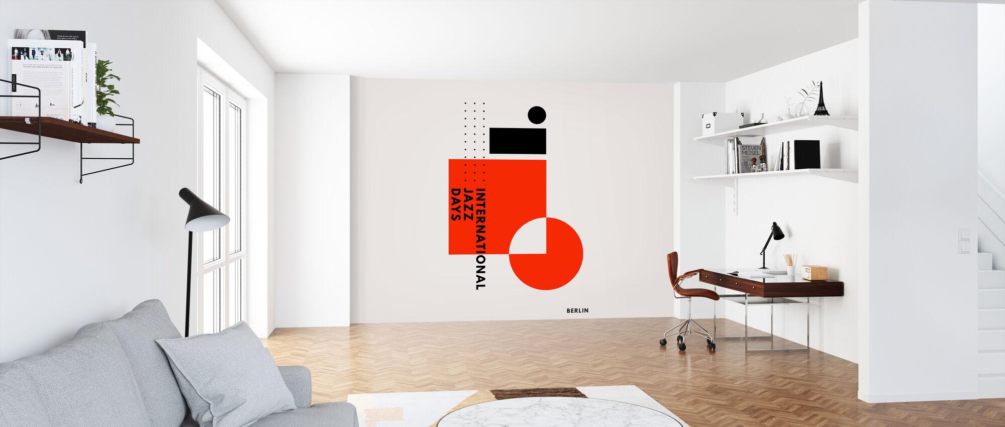 Jazz Days Berlin - Wallpaper - Office