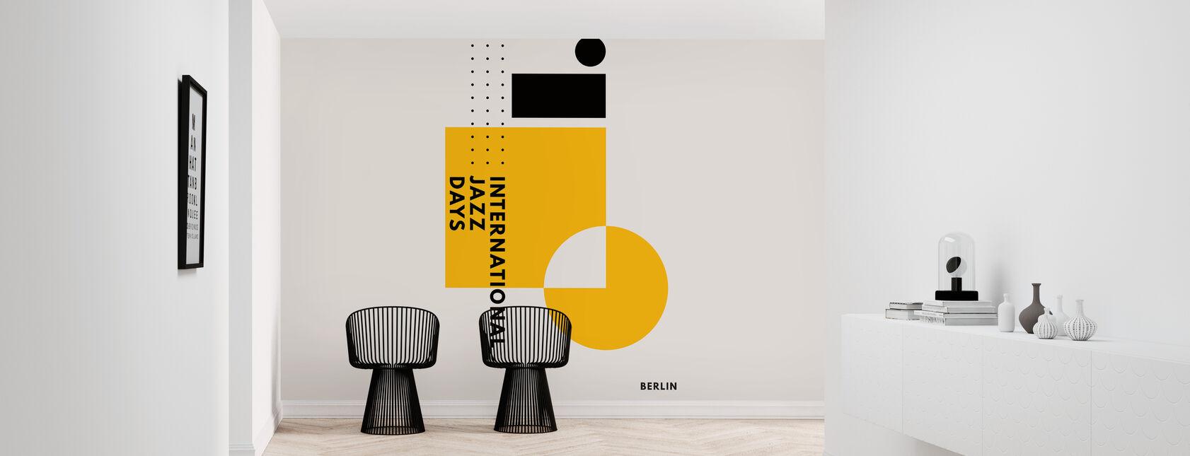 Jazz Days Berlin - Wallpaper - Hallway