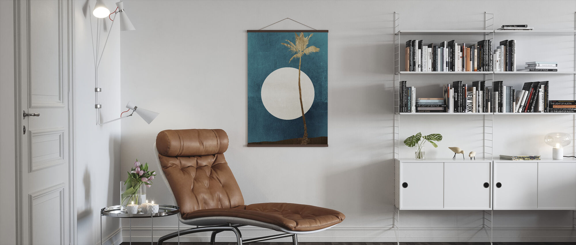 Carribean Dreams - Poster - Living Room
