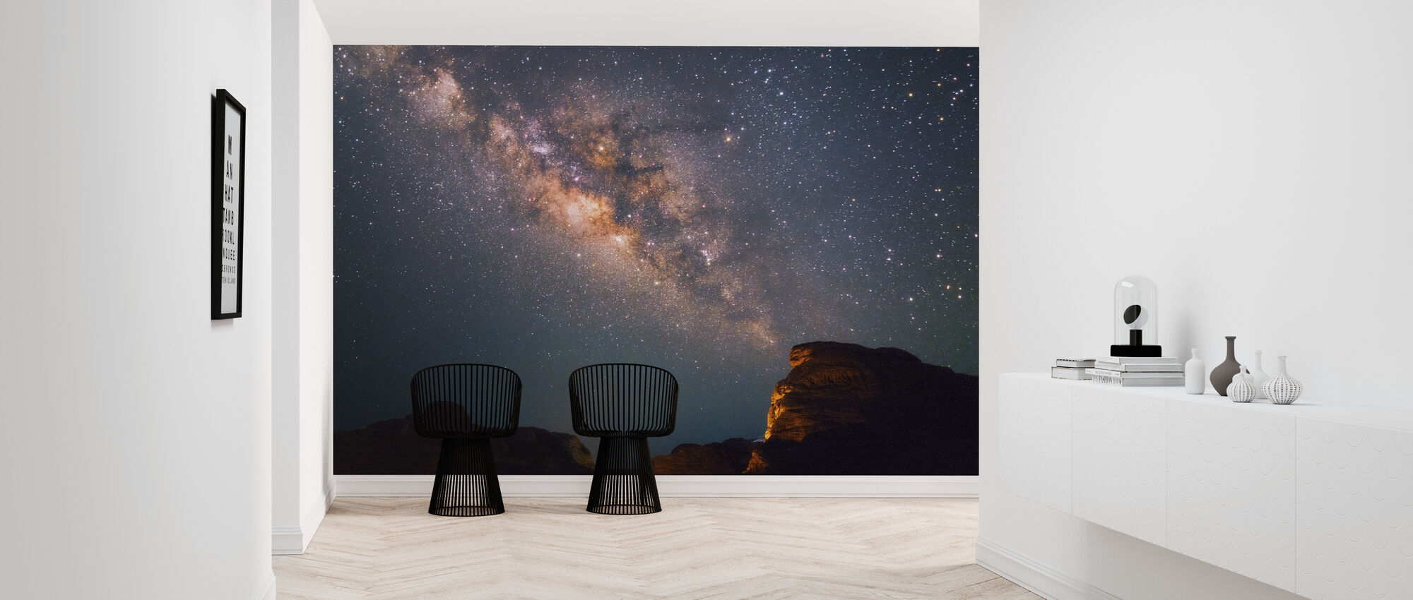 Stars Above Grand Canyon - Wallpaper - Hallway