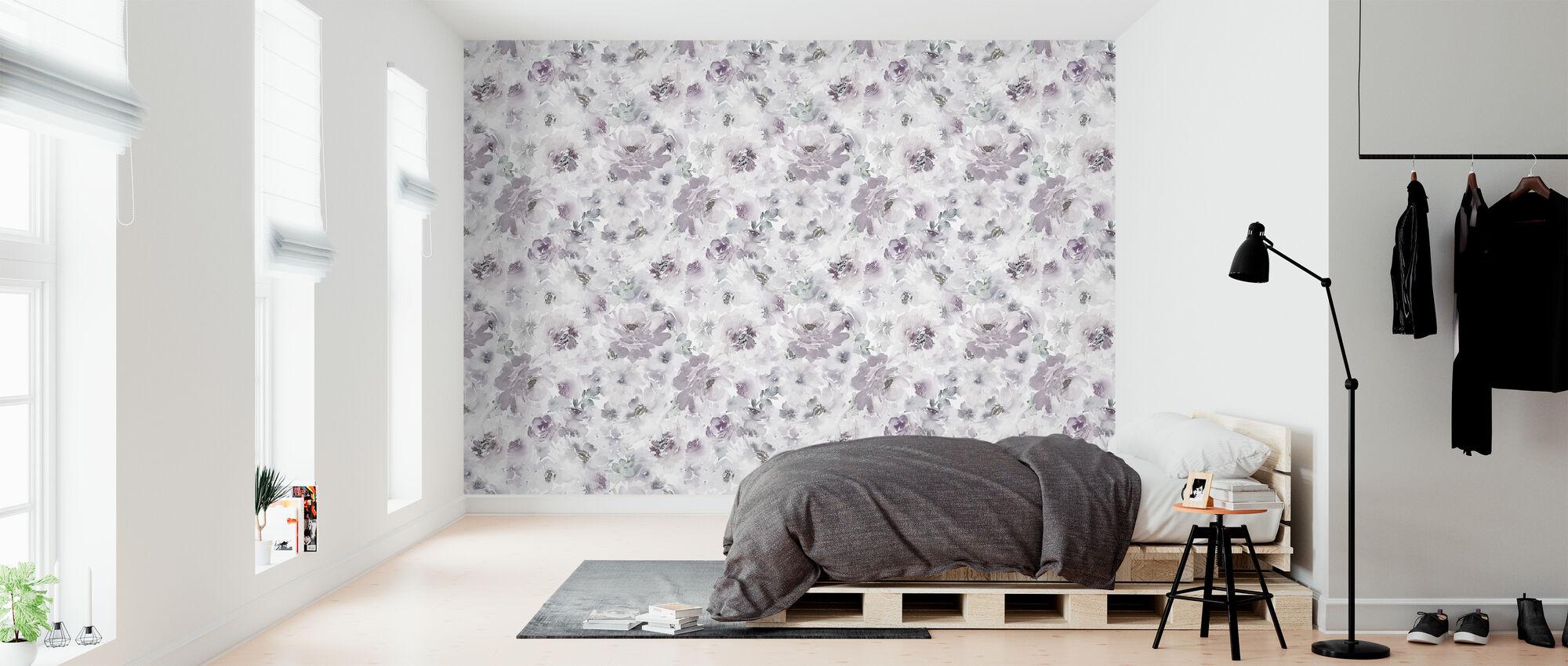 Flower Spirit - Wallpaper - Bedroom
