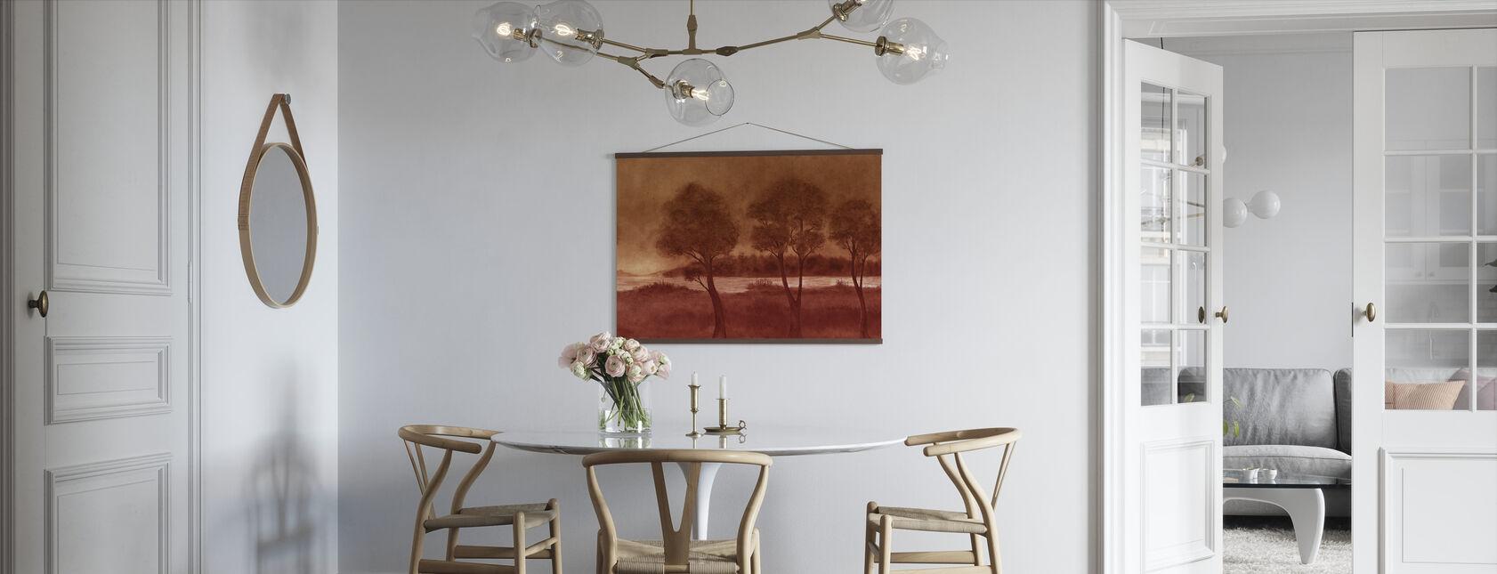 Bonny Scenery - Hazel - Poster - Kitchen