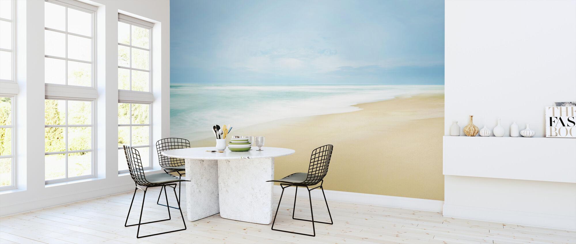 Beachscape Photo - Wallpaper - Kitchen