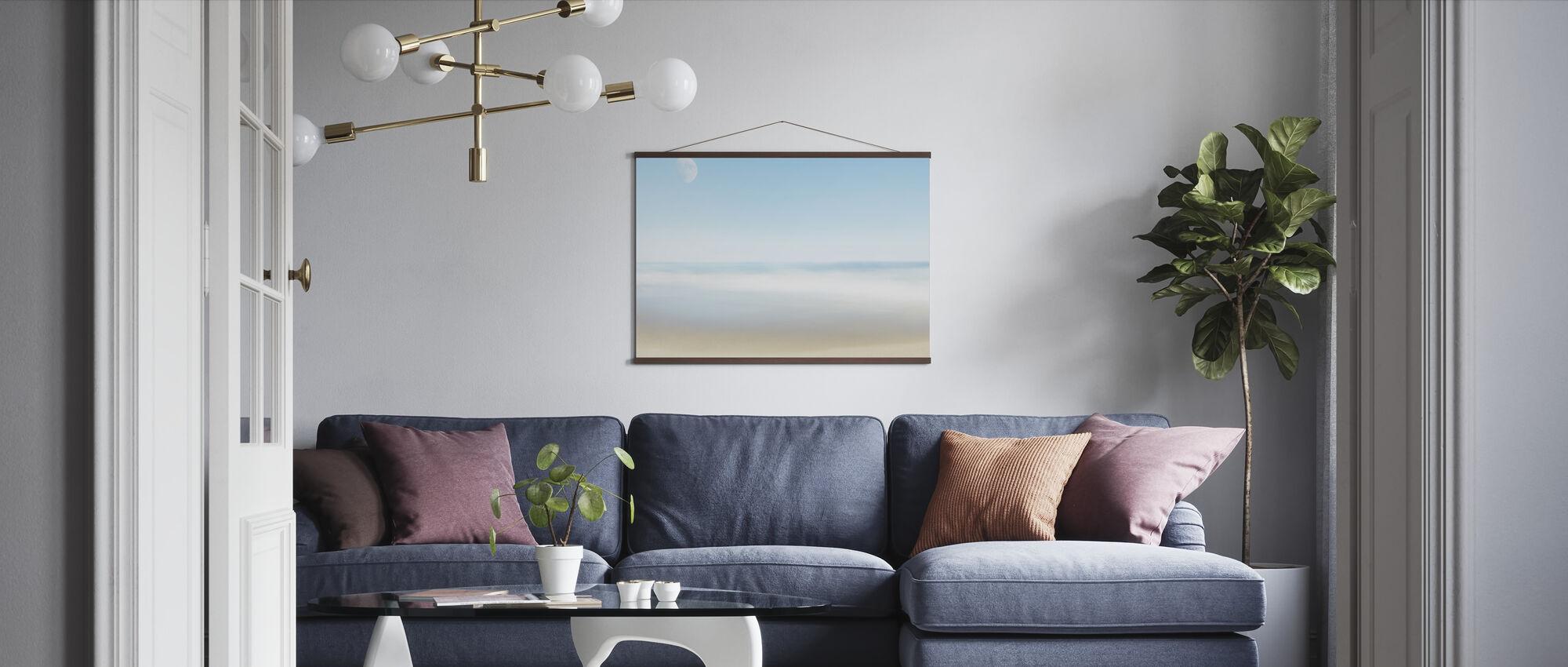 Beachscape kuva II - Juliste - Olohuone