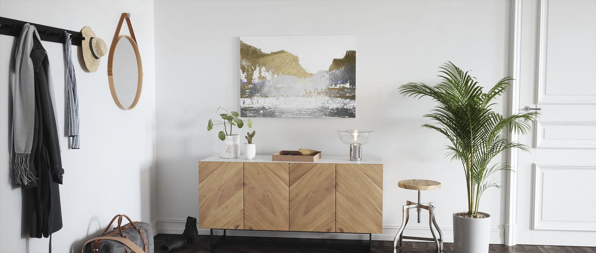 Monifoliovuori - Canvastaulu - Aula