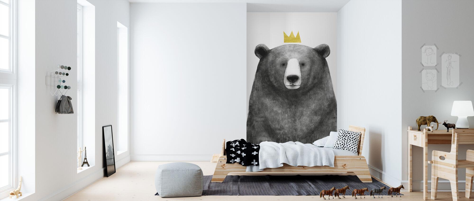 Royal Forester - Wallpaper - Kids Room