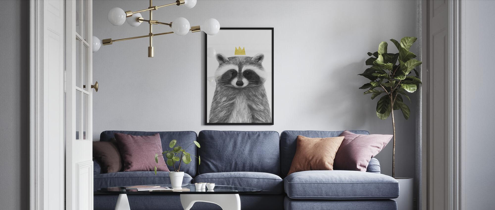 Kuninkaallinen metsänhoitaja IV - Kehystetty kuva - Olohuone