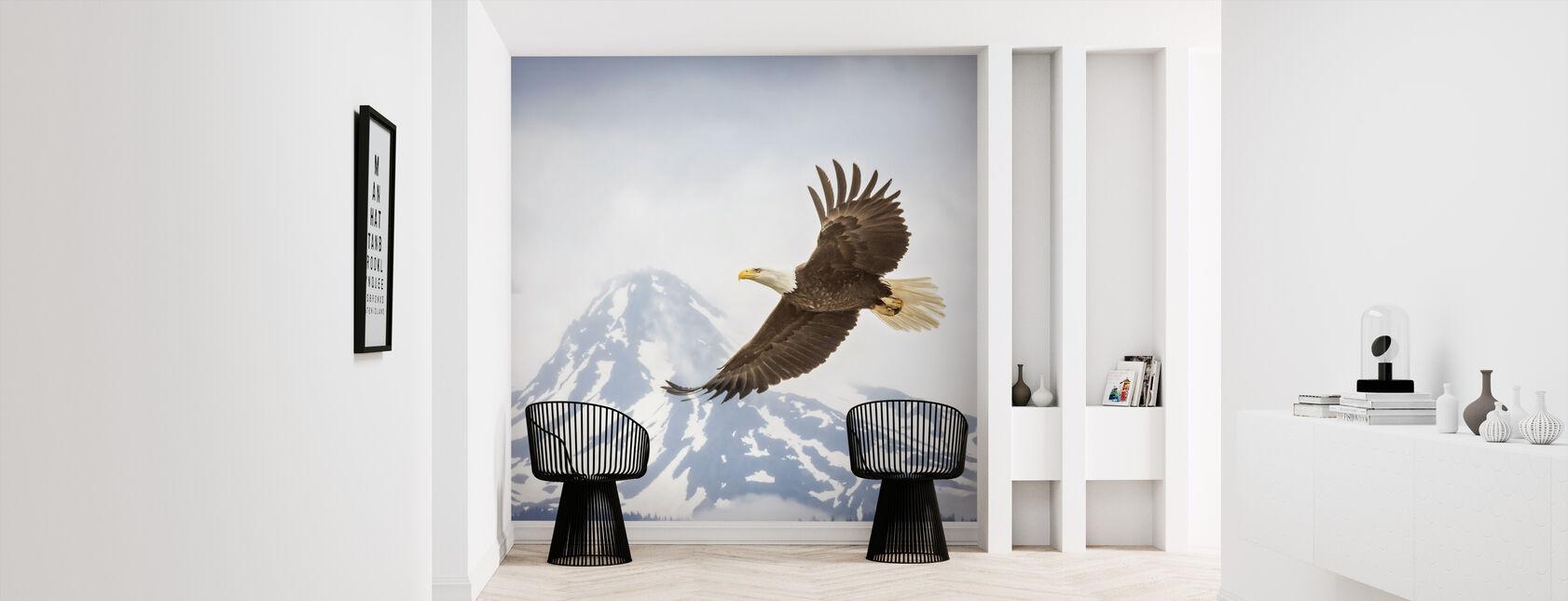 Majestätischer Adler - Tapete - Flur