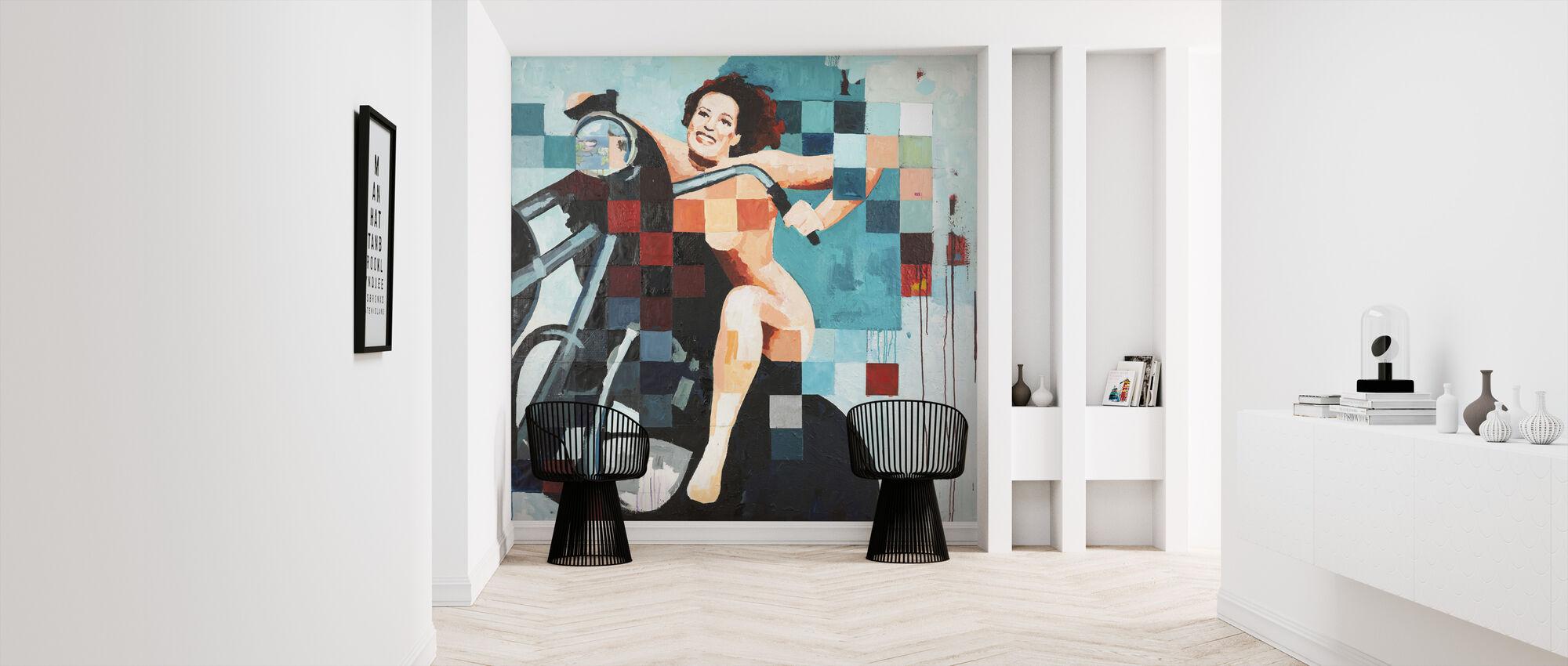 Freedom - Wallpaper - Hallway