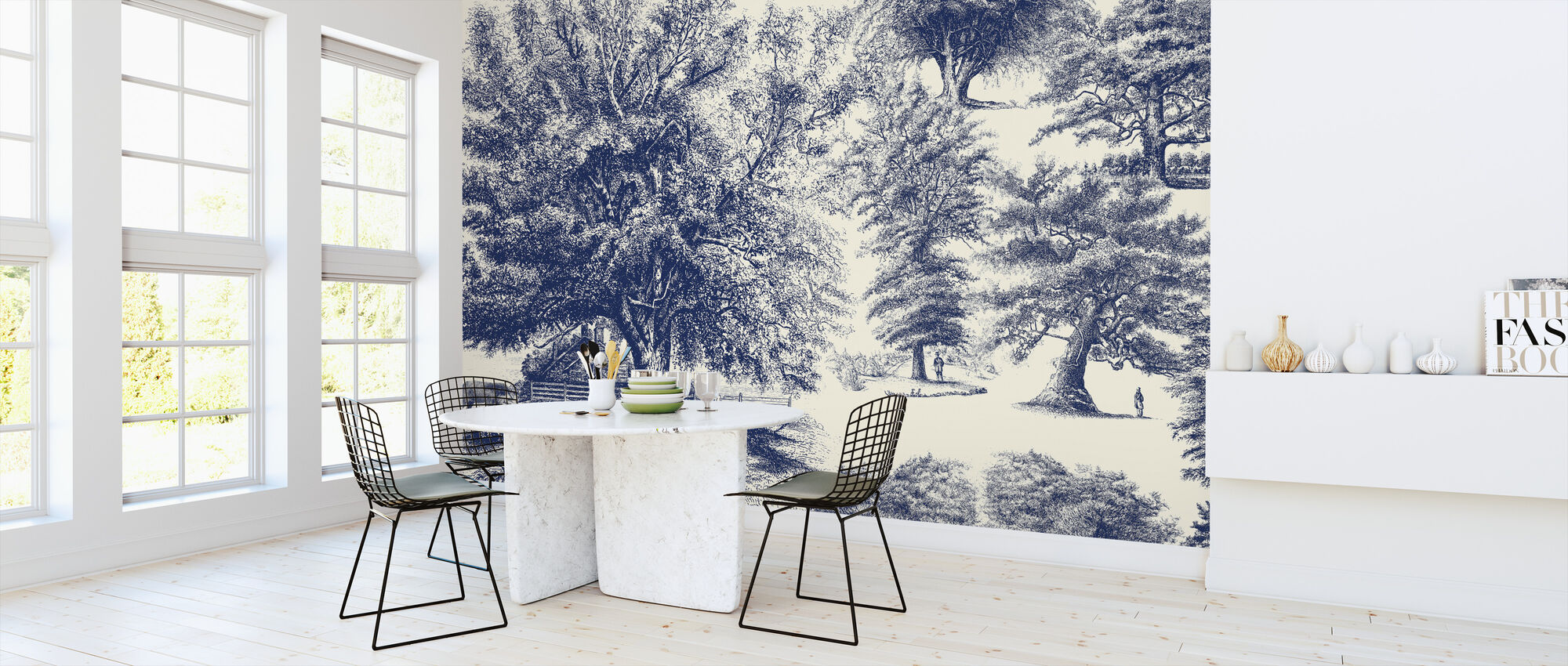Under Consent of the King - Wallpaper - Kitchen