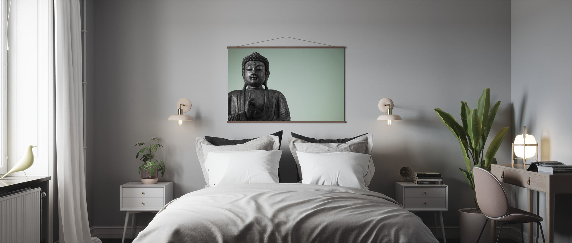 Buddha - Poster - Bedroom