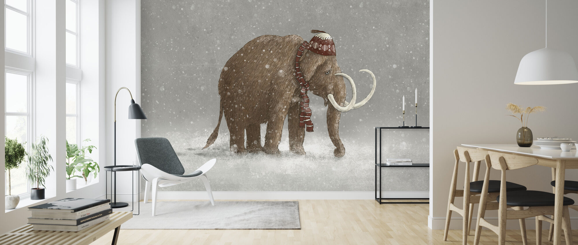 Ice Age Sucked - Wallpaper - Living Room