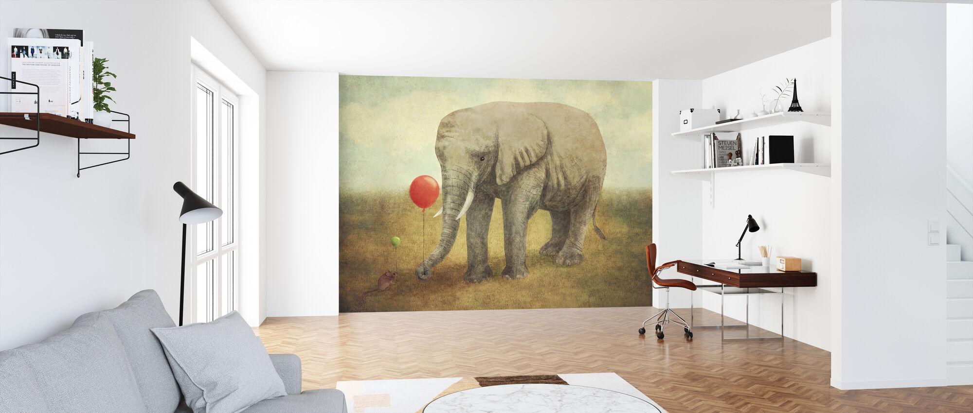 Truce - Wallpaper - Office