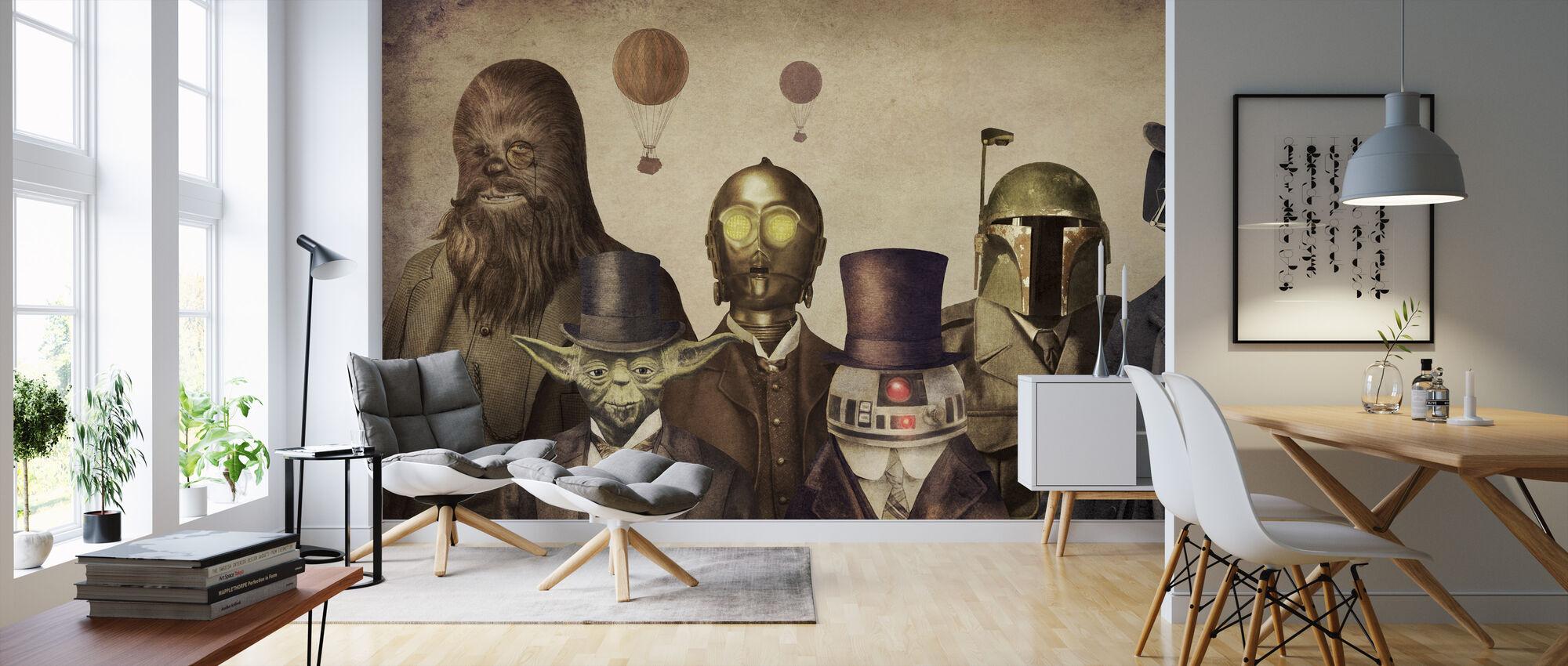 Victorian Wars - Wallpaper - Living Room