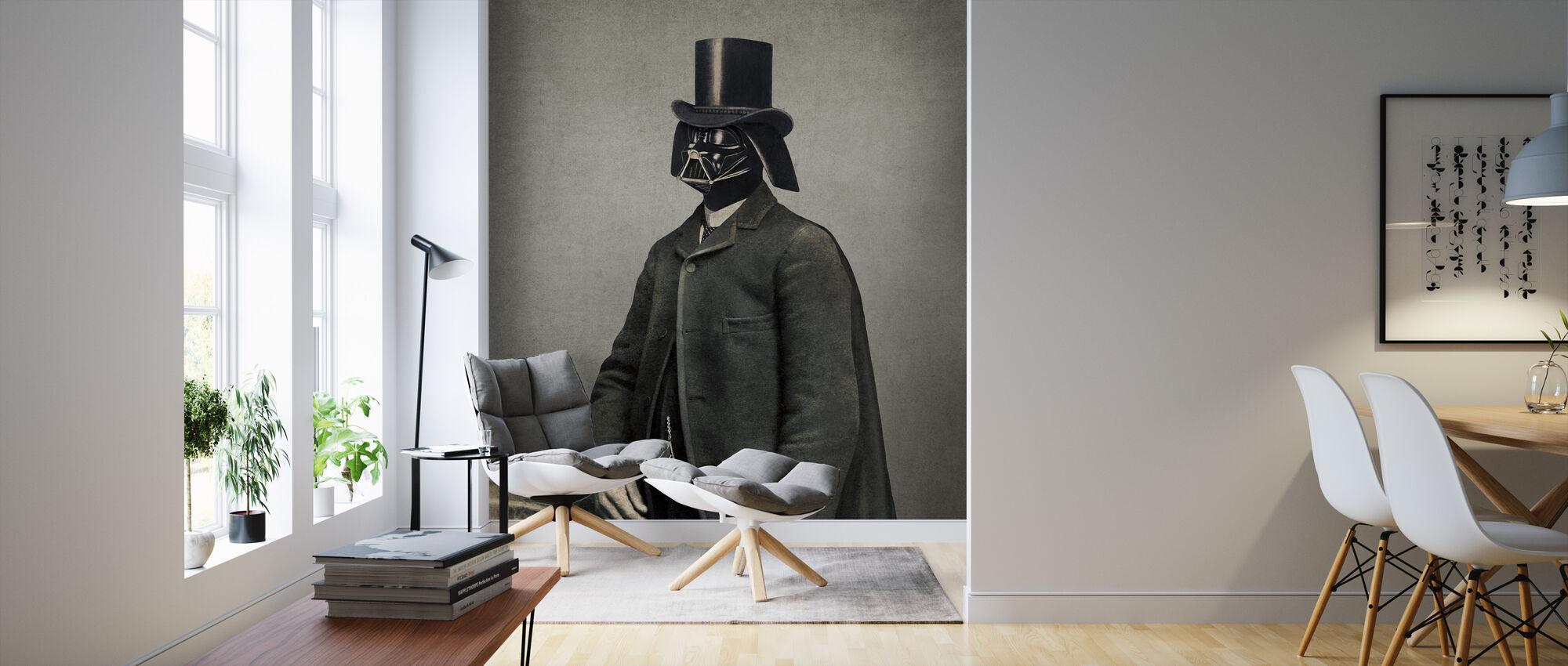 Viktorianische Kriege Lord Vadersworth - Tapete - Wohnzimmer