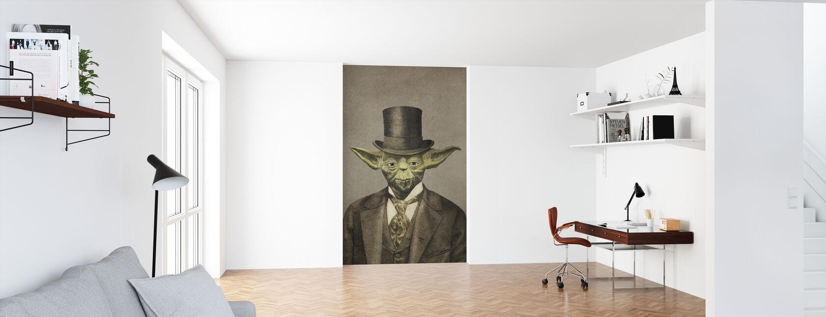 Victorian Wars Sir Yodington - Wallpaper - Office