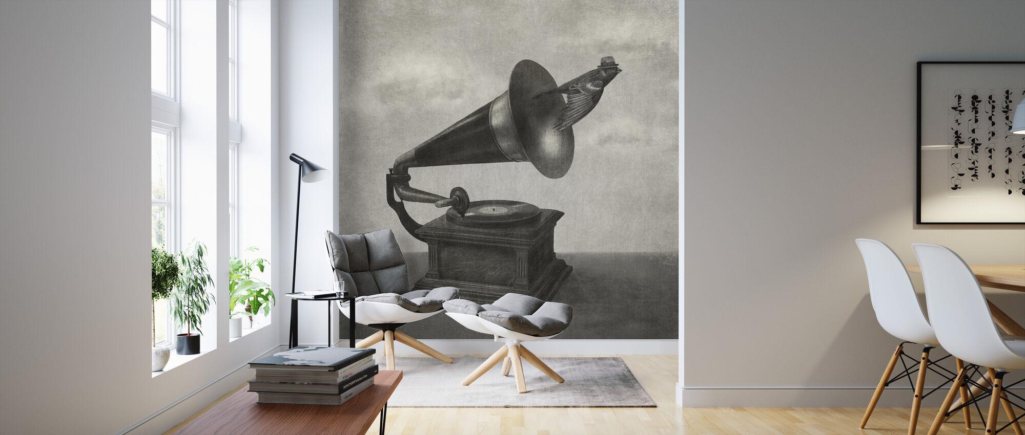 Vintage Songbird Mono - Tapetti - Olohuone