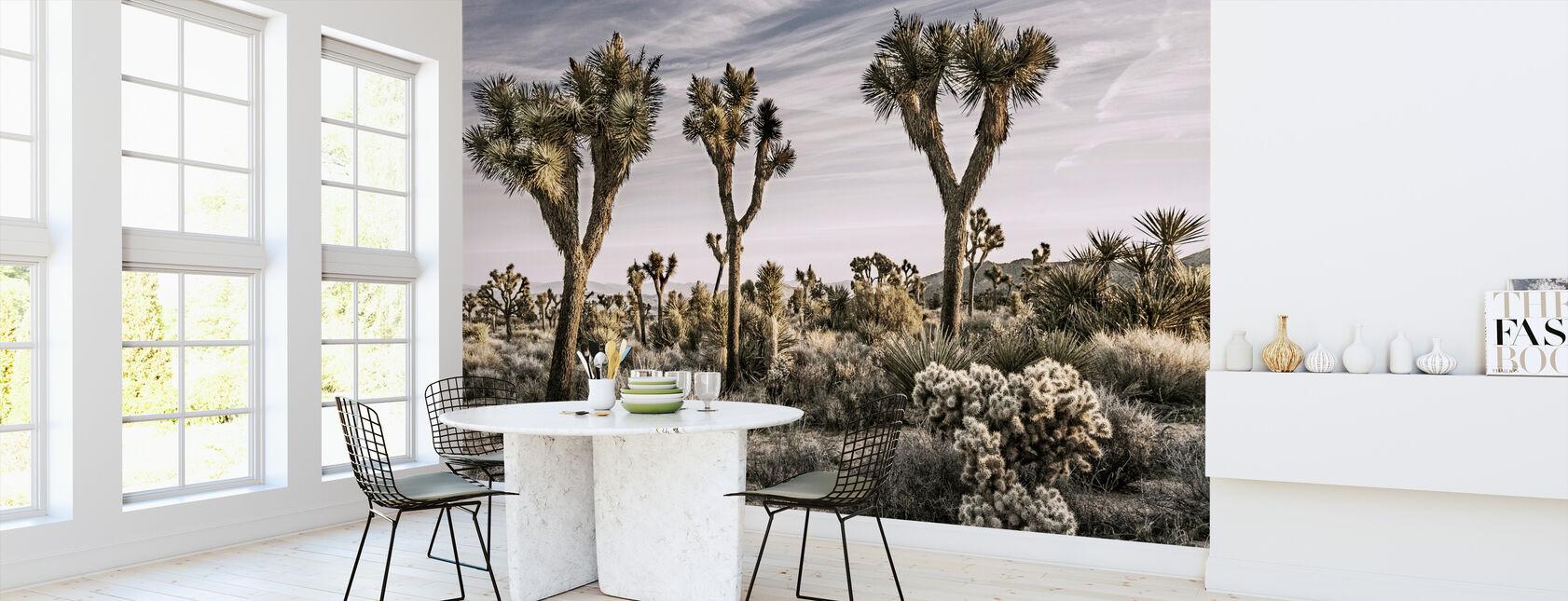 Views of Joshua Tree - Wallpaper - Kitchen