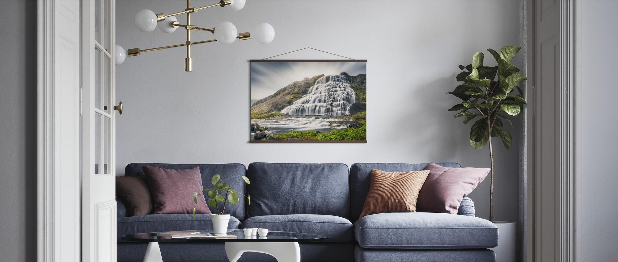 Timeless - Poster - Living Room