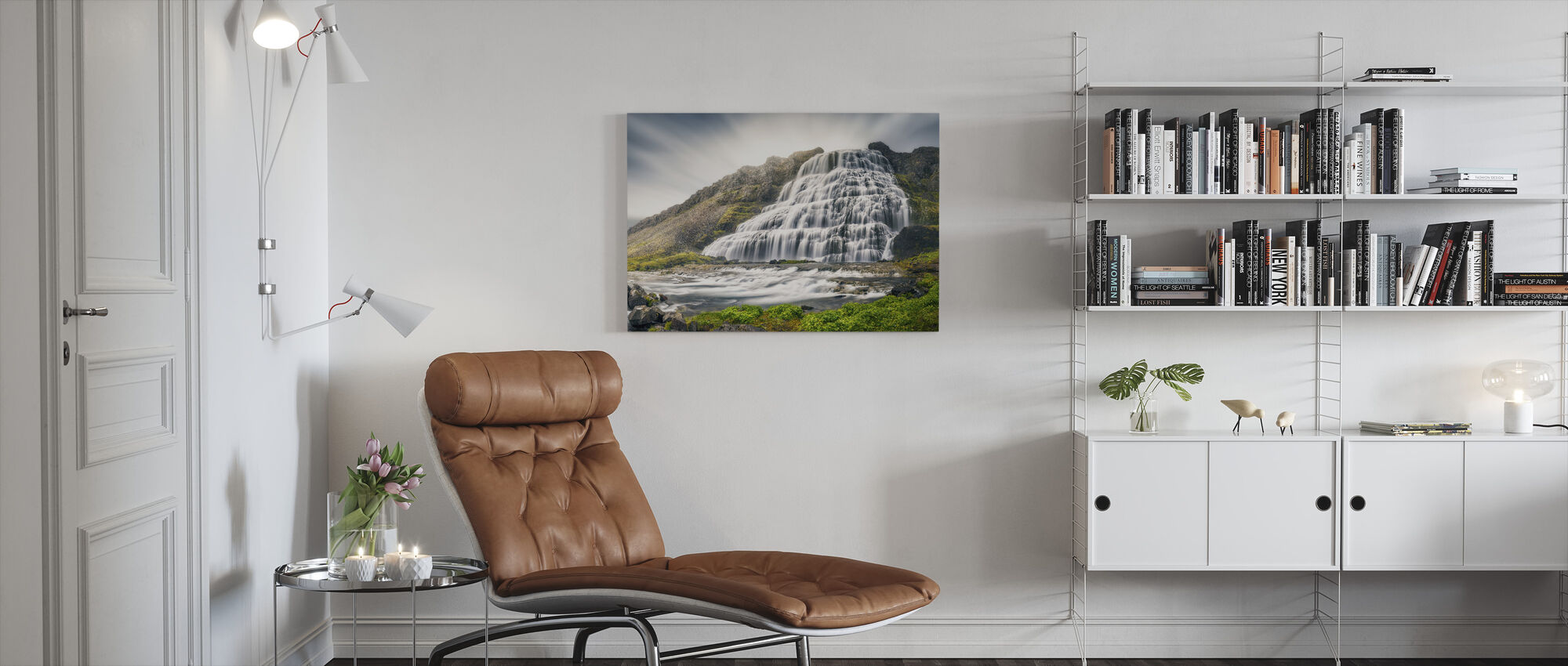 Timeless - Canvas print - Living Room