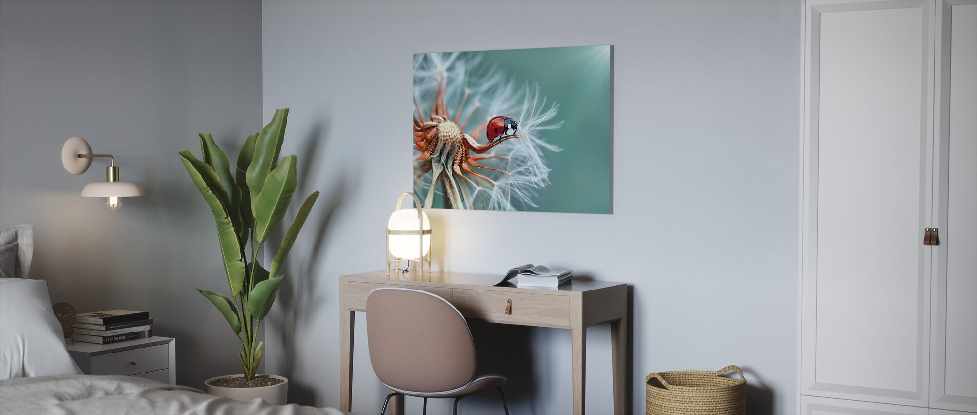 Freedoom - Canvas print - Kantoor