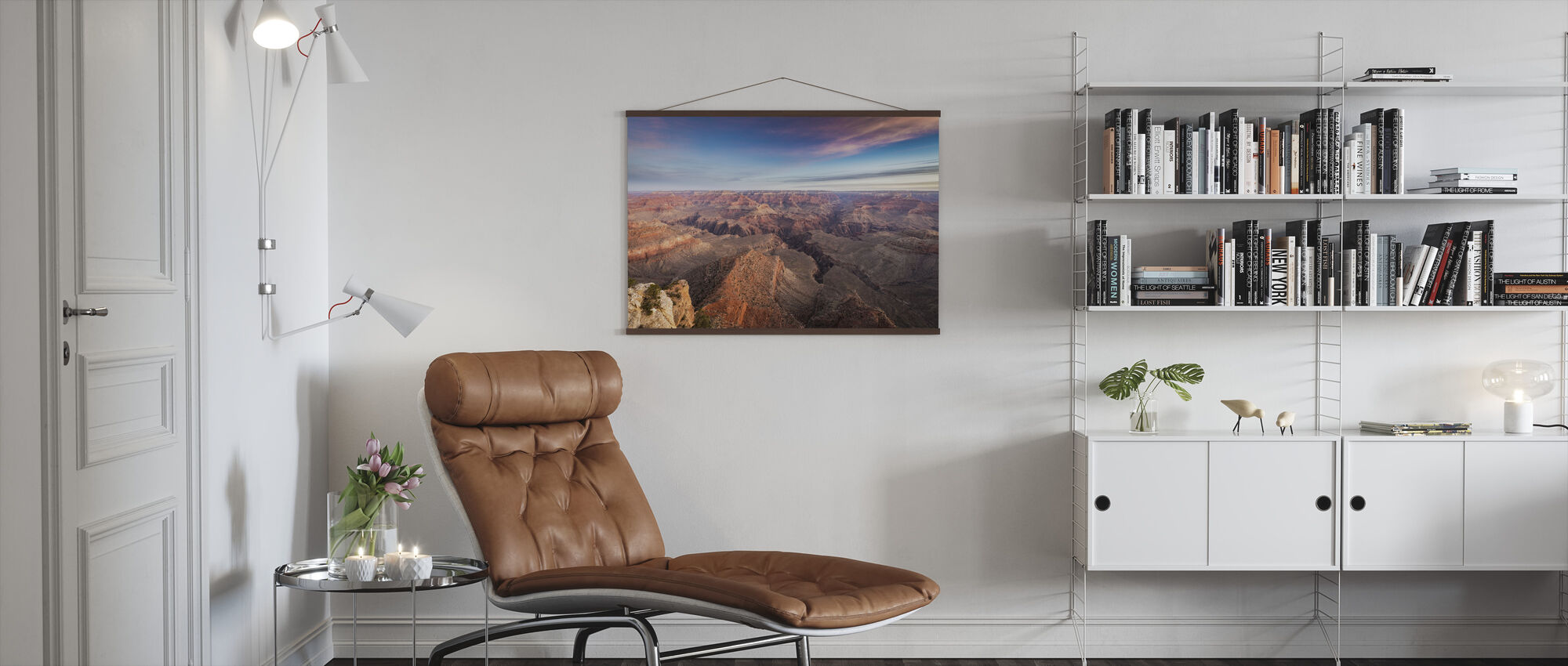 Grand Canyon National Park - Poster - Woonkamer